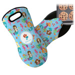 Mermaids Neoprene Oven Mitt (Personalized)