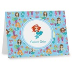 Mermaids Notecards (Personalized)