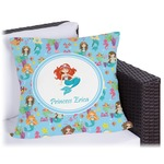 Mermaids Outdoor Pillow (Personalized)
