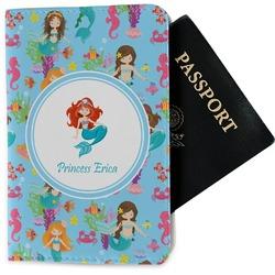Mermaids Passport Holder - Fabric (Personalized)