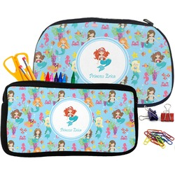 Mermaids Pencil / School Supplies Bag (Personalized)