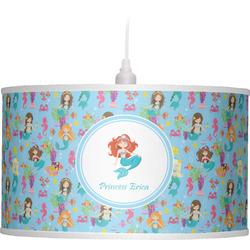 Mermaids Drum Pendant Lamp (Personalized)