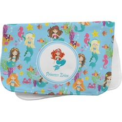 Mermaids Burp Cloth (Personalized)
