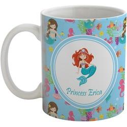 Mermaids Coffee Mug (Personalized)