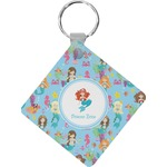 Mermaids Diamond Key Chain (Personalized)