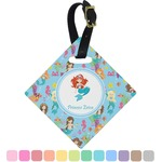 Mermaids Diamond Luggage Tag (Personalized)
