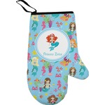Mermaids Right Oven Mitt (Personalized)