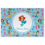 Mermaids Laminated Placemat w/ Name or Text