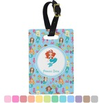Mermaids Rectangular Luggage Tag (Personalized)