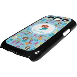 Mermaids Plastic Samsung Galaxy 3 Phone Case (Personalized)