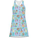 Mermaids Racerback Dress (Personalized)