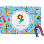 Mermaids Rectangular Fridge Magnet (Personalized)
