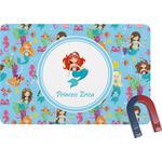 Mermaids Rectangular Fridge Magnet (Personalized)