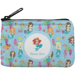 Mermaids Rectangular Coin Purse (Personalized)