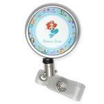 Mermaids Retractable Badge Reel (Personalized)