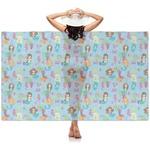 Mermaids Sheer Sarong (Personalized)