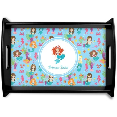 Mermaids Wooden Trays (Personalized)