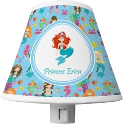 Mermaids Shade Night Light (Personalized)