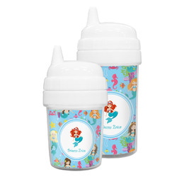 Mermaids Sippy Cup (Personalized)
