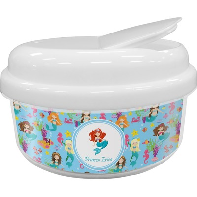 Mermaids Snack Container (Personalized)