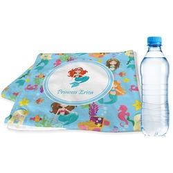 Mermaids Sports Towel (Personalized)