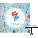 Mermaids Square Table Top (Personalized)