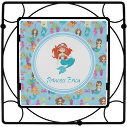 Mermaids Trivet (Personalized)