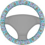 Mermaids Steering Wheel Cover (Personalized)
