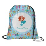 Mermaids Drawstring Backpack (Personalized)