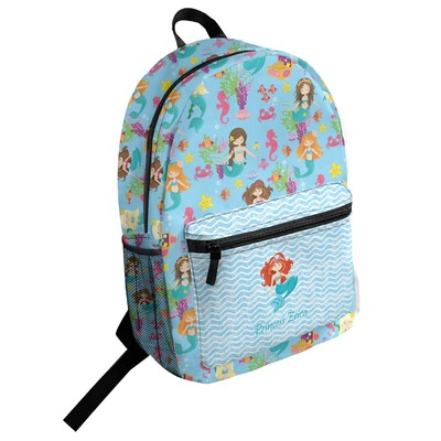 Mermaids Student Backpack (Personalized)