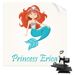 Mermaids Sublimation Transfer (Personalized)