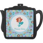 Mermaids Teapot Trivet (Personalized)