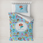 Mermaids Toddler Bedding w/ Name or Text