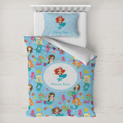 Mermaids Toddler Bedding w/ Name or Text
