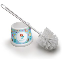 Mermaids Toilet Brush (Personalized)