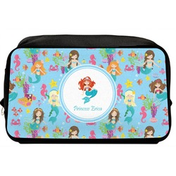 Mermaids Toiletry Bag / Dopp Kit (Personalized)