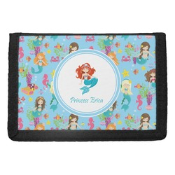 Mermaids Trifold Wallet (Personalized)