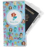 Mermaids Travel Document Holder