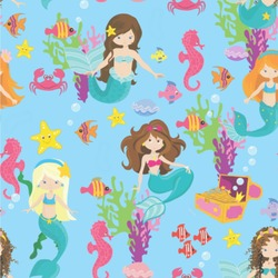 Mermaids Wallpaper & Surface Covering