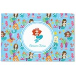Mermaids Woven Mat (Personalized)
