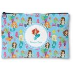 Mermaids Zipper Pouch (Personalized)