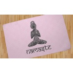 Lotus Pose Area Rug (Personalized)