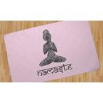 Lotus Pose Area Rug (Personalized)
