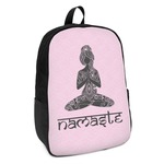 Lotus Pose Kids Backpack (Personalized)