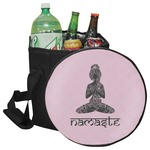 Lotus Pose Collapsible Cooler & Seat (Personalized)