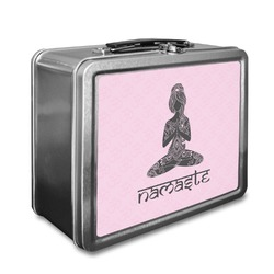 Lotus Pose Lunch Box (Personalized)
