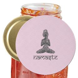 Lotus Pose Jar Opener