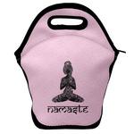 Lotus Pose Lunch Bag