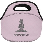 Lotus Pose Lunch Bag (Personalized)