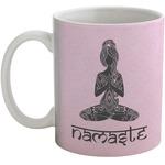 Lotus Pose Coffee Mug (Personalized)